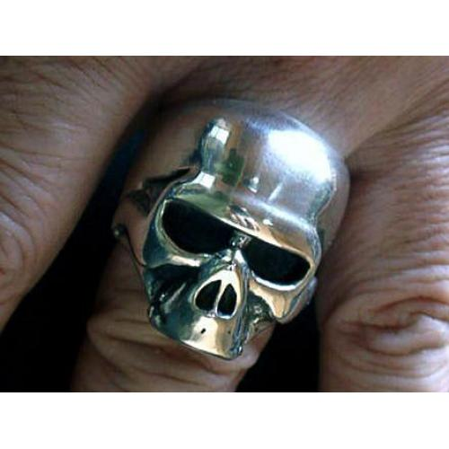 Keith Richards Skull Ring 1988 1:1 nieuw