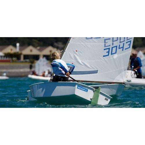 Optimist zeil | O.a. Optiparts, Optimax en North Sails