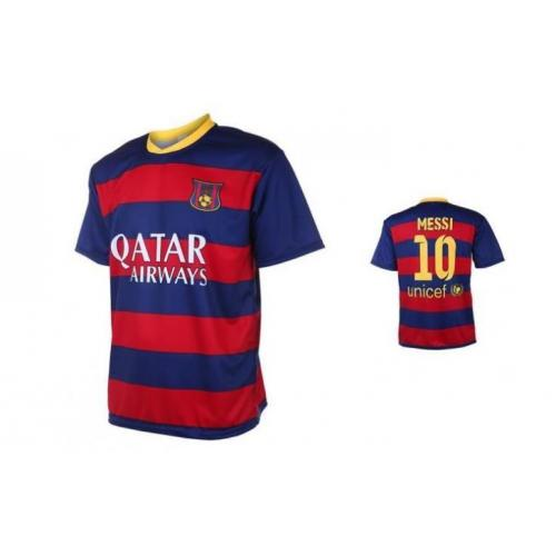 FC Barcelona shirt + short Messi nr. 10