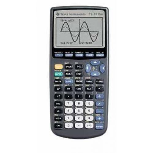 Texas Instruments TI-83+