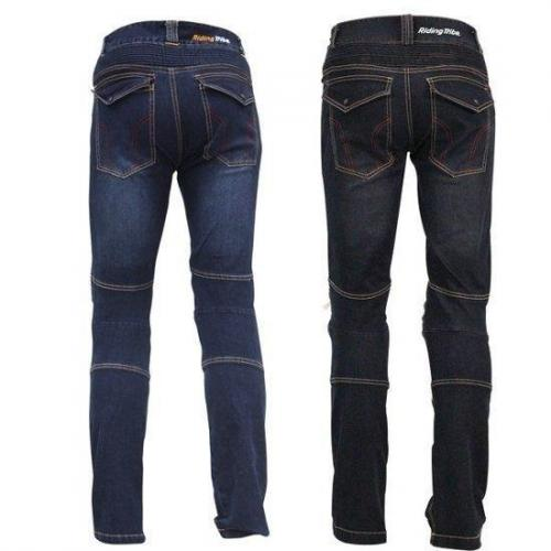 Motorcycle Pants Racing Jeans Rider Trousers With CE Knee...