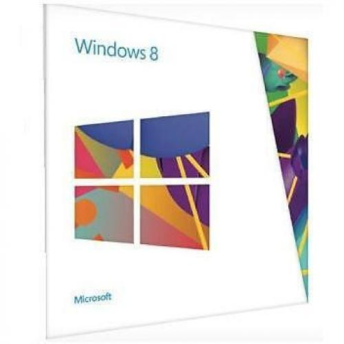 Microsoft Windows 8 - Nederlands / 32-bit/64-bit / Upgrade