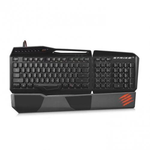 Mad Catz S.T.R.I.K.E. 3 Gaming Keyboard