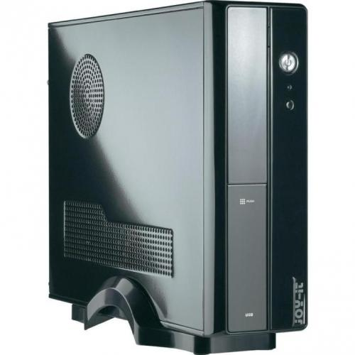 Desktop PC-behuizing LC-Power 1400 Zwart