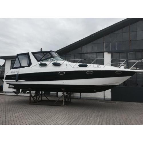Chris Craft Crowne 302 (Uniek in NL) 11meter