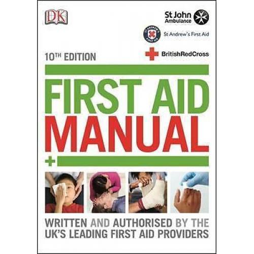 First Aid Manual9781409342007