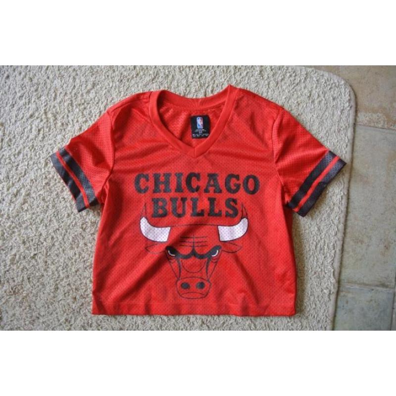 Basketbal shirt Chigago Bulls NBA, maat S
