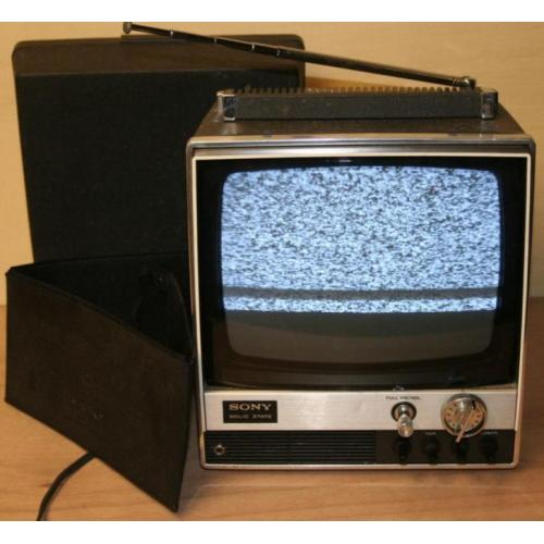 Sony TV90-UET portable TV