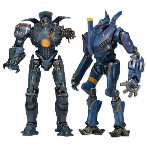 Pacific Rim Ultra Deluxe Action Figures Series 5 Jaeger ass.