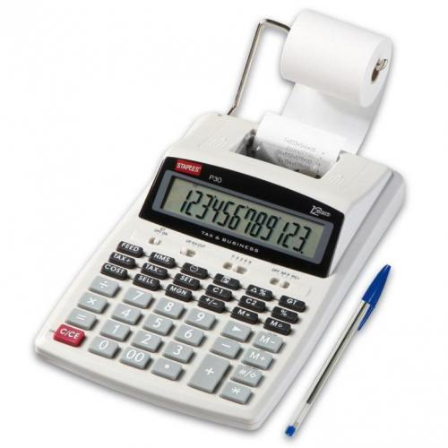 Staples Printing Calculator