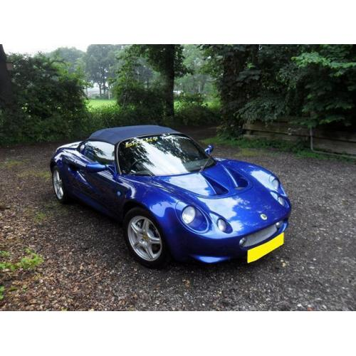 Lotus ELISE S1 Right hand drive