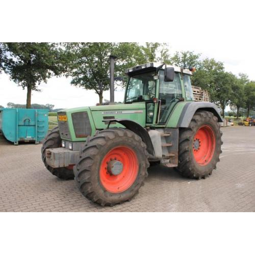 1996 Fendt 818 Favorit