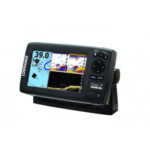 Lowrance Elite 7X CHIRP 455/800