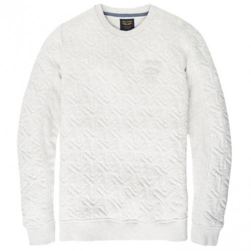 JACQUARD CREWNECK SWEAT - PME Legend