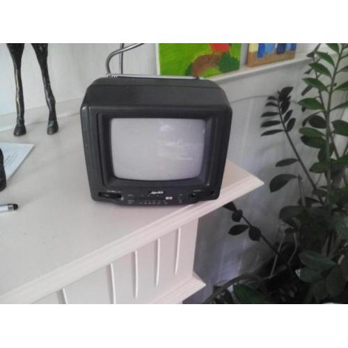 zwart wit tv