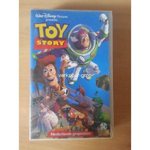 Toy Story de film VHS band