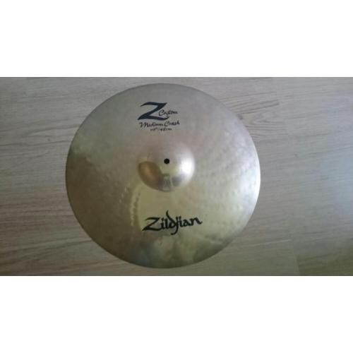 zildjian Z-custom 19 medium crash