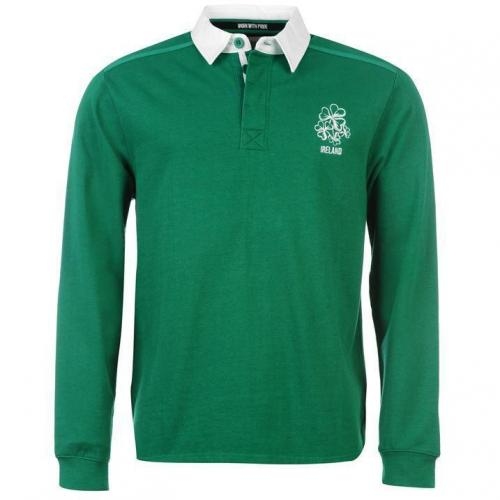 55% OFF TOP Quality Team Ireland Rugby Shirt Mens- €26.95