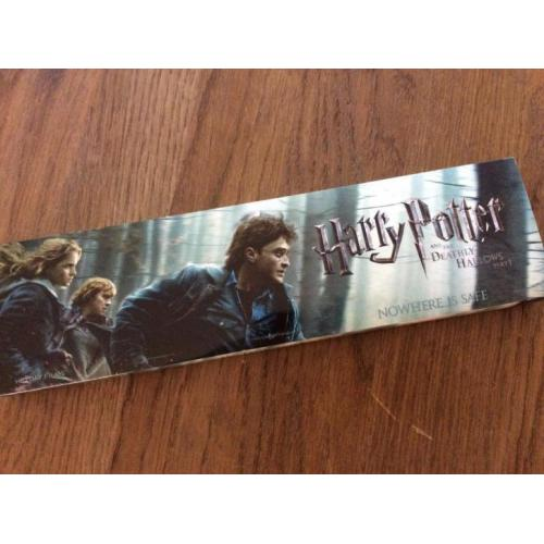 Harry potter toverstok in speciale verpakking