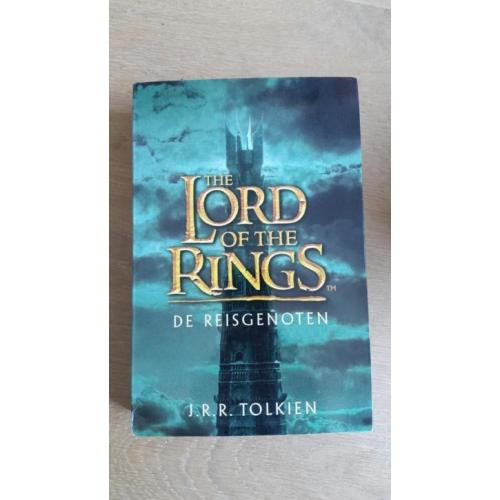 Lord of the rings de reisgenoten