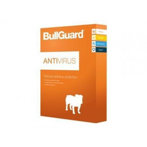 BullGuard Anti Virus - 1 PC - 3 jaar license - Windows