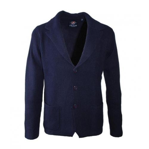 Suitable Colbert Vest Navy - Navy L