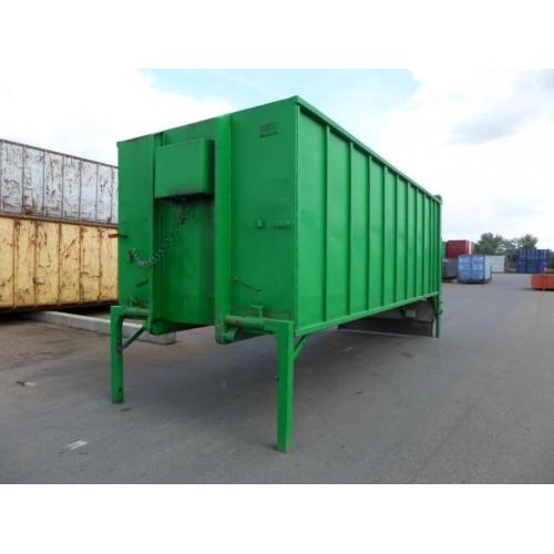 Vernooy container 7752