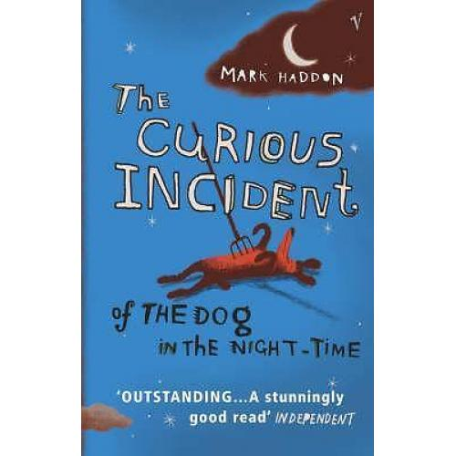 The curious incident of the dog in the 9780099470434