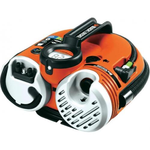 Black & Decker Mobiele Compressor ASI500