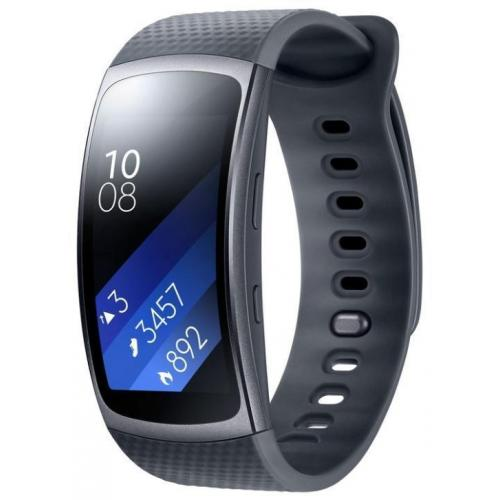 Samsung Gear Fit2 Grey - L activiteitstracker