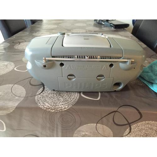 Philips radio te koop