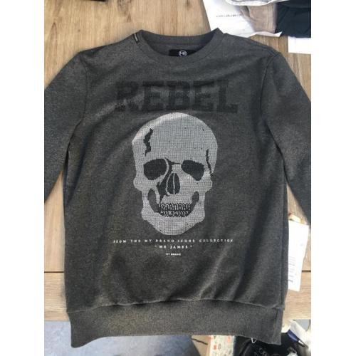 My Brand REBEL Skull trui XL