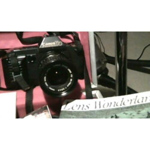 Canon T70 (35mm SLR Camera)