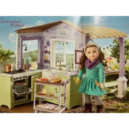 american girl doll blaire family farm restaurant nieuw