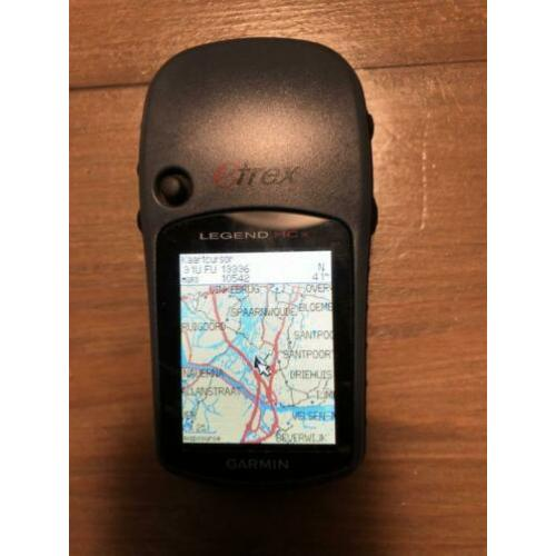 Garmin HCX Legend