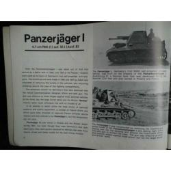 squadron signal 7, Panzerjäger in action