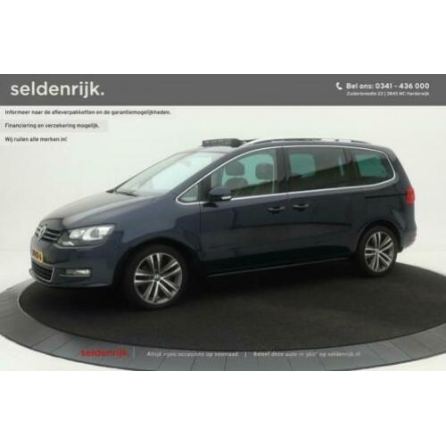 Volkswagen Sharan 1.4 TSI DSG Highline 6-Persoons Automaat |
