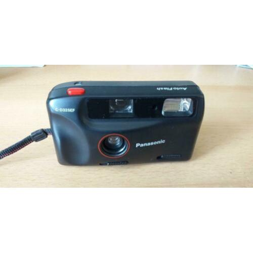 175 - Panasonic C-D325EF Auto Flash fotocamera
