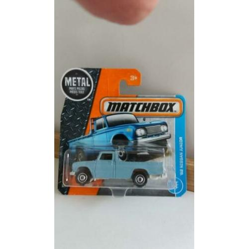 matchbox superfast modelauto s