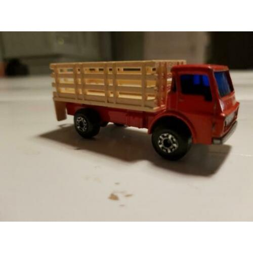 Matchbox No71 1978 Cattle Truck