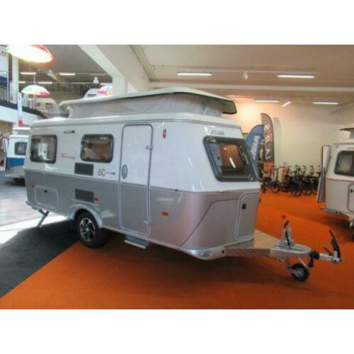 Eriba Touring Troll 542 60 Years 2020 model nu in de showroo