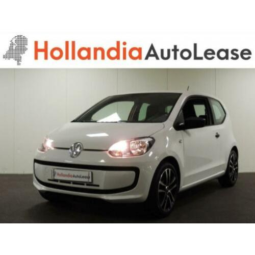 Volkswagen up! 1.0 move up! BlueMotion 89,-p/m! (bj 2014)