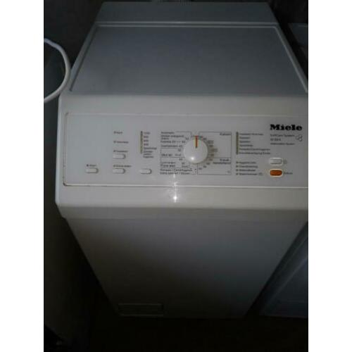 Miele Wasmachines bovenlader