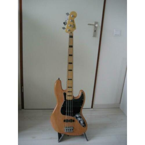 Squier by Fender Vintage Modified Jazz Bass 70s Natural.zgan