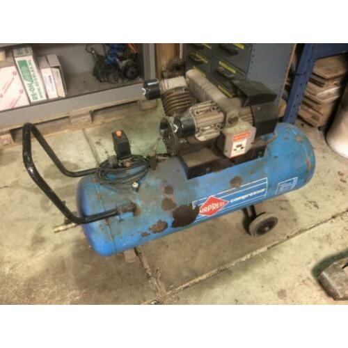 Airpress compressor LM100-350