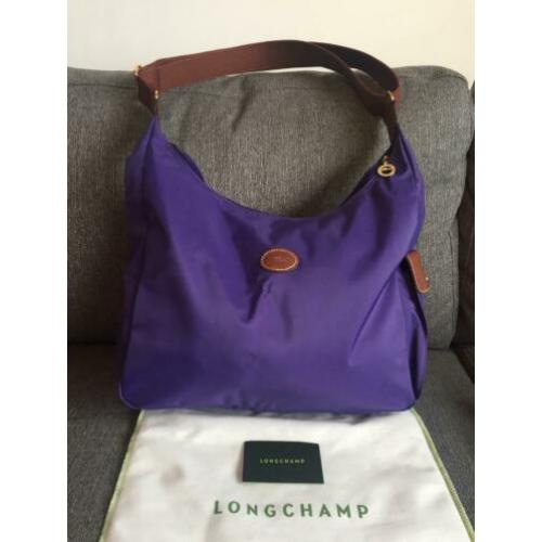Nieuw Longchamp crossbody purple