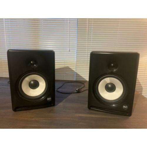 2 x RCF AYRA EIGHT Speakers