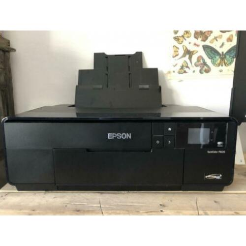 Epson SureColor SC-P600 A3 photo printer
