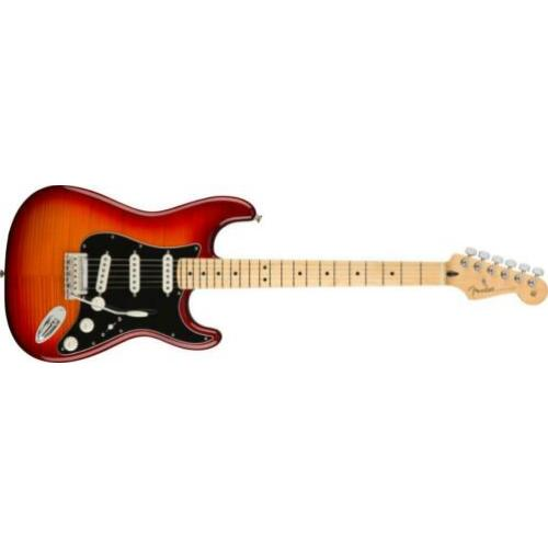 Fender Player Stratocaster Plus Top, Maple Fingerboard, Ag