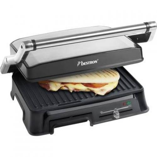 Bestron|Bestron panini grill asw118 contactgrill
